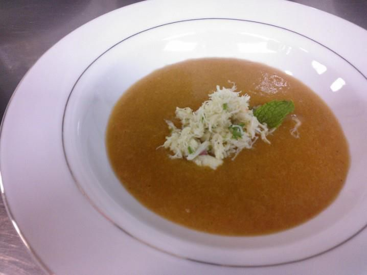 ... soup chilled broccoli soup chilled asparagus soup chilled cherry soup