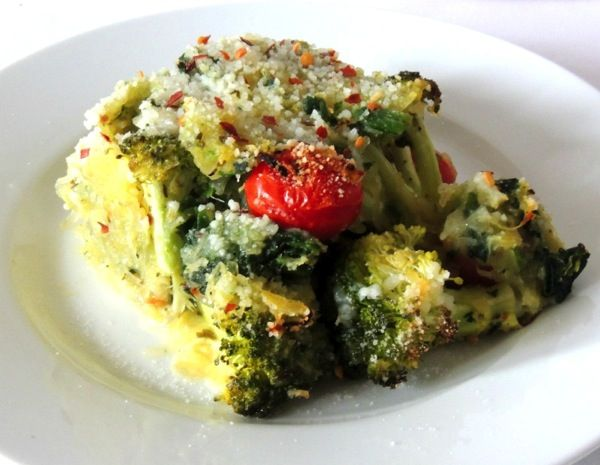 Twice-Baked Spaghetti Squash With Pesto And Parmesan Recipe ...