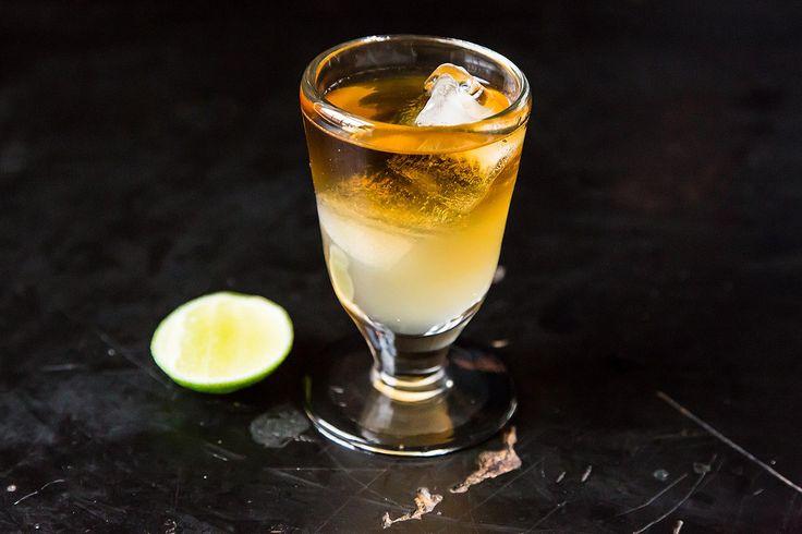 ... vodka + ginger beer + lime Dark & Stormy: dark rum + ginger beer
