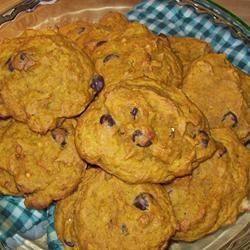 Crystal's Chocolate Chip Pumpkin Cookies | Recipe