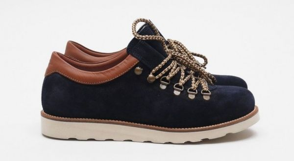 Pointer Tenzing Navy/Rust White | Shoes and Boots | Pinterest