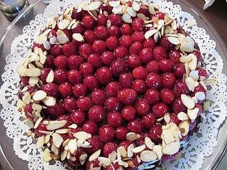 Chocolate Almond and Raspberry Tart | Bakery | Pinterest