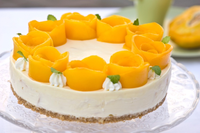 mango mousse recipe mango mousse cake slice the mango mango mousse pie ...
