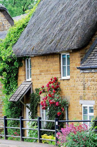 Charming English Cottage
