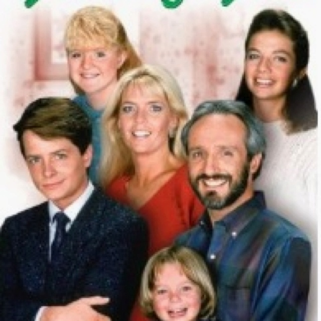 family ties favorite books tv shows