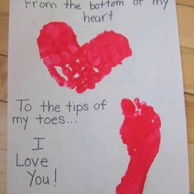 valentine's day projects for babies