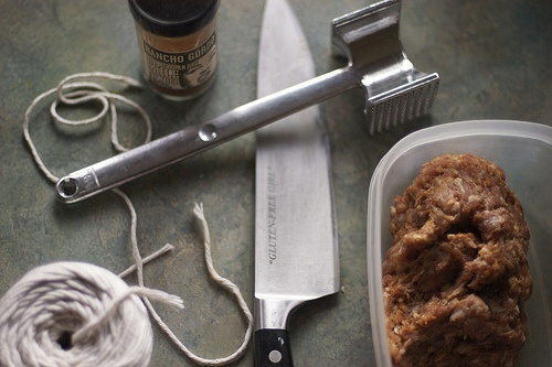 ready to make chorizo-stuffed tenderloin | Tools of the Trade | Pinte ...
