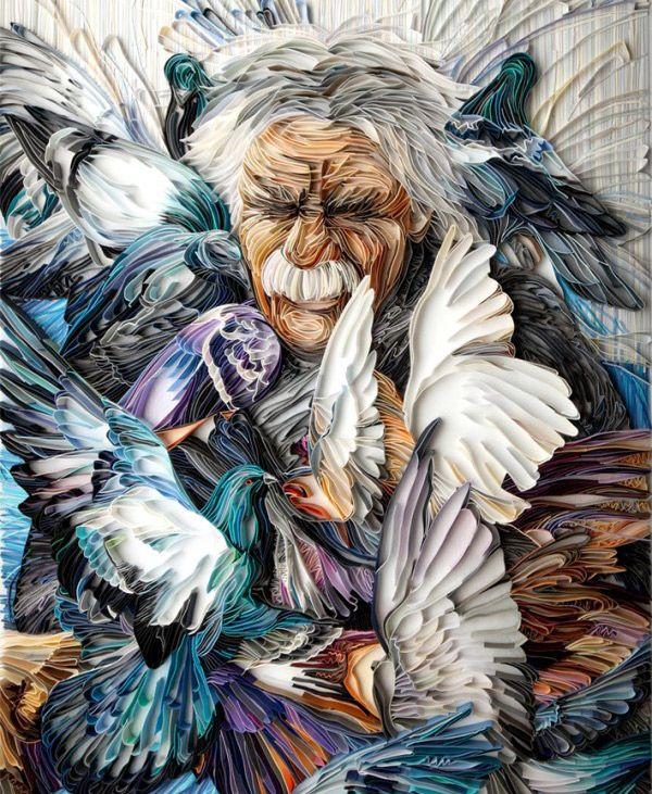 BIRDS  ~Yulia Brodskaya
