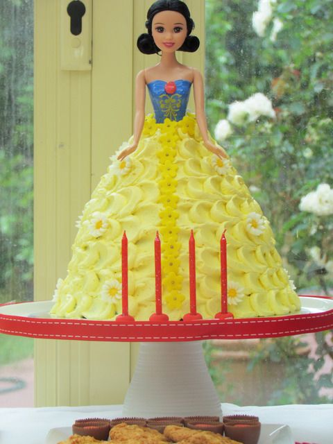 "Photo 1 of 8: Snow White / Birthday ""Gabriella's 4th Birthday Party"" 