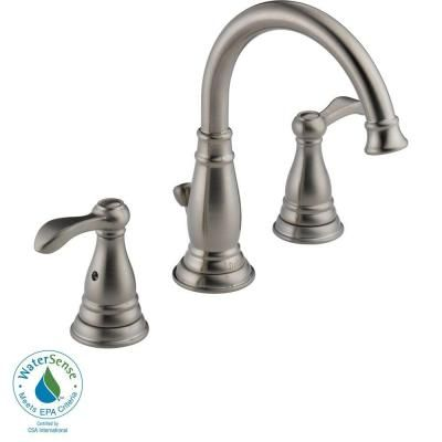 Delta Oil Rubbed Bronze Bathroom Faucet Arc Bathroom Faucet In Oil Rubbed Bronze 35984LF OB At The Home Depot