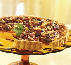 Caramel-Cranberry Nut Tart Desserts (I've made this twice and it was ...