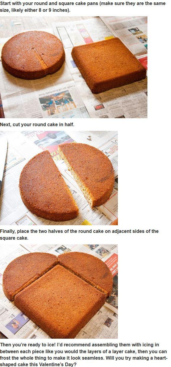 valentine's day cake easy
