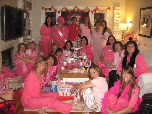 Adult Pajama Party Ideas 8