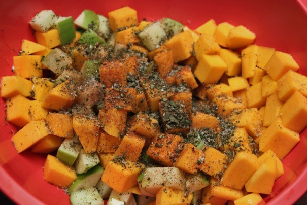 ... butternut squash from fo reals life maple roasted butternut squash and