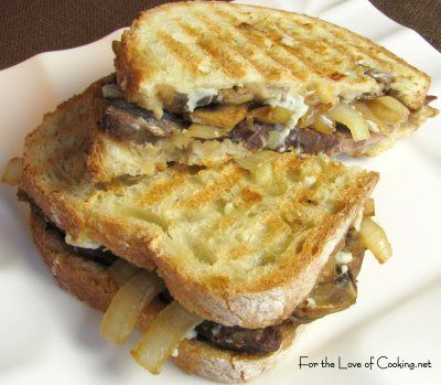 dried tomato panini duck confit strawberries fried goat cheese panini ...