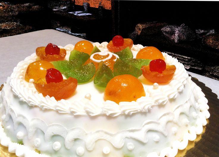 ... by Venice Baker on Cassata Siciliano - Authentic Italian Frozen D