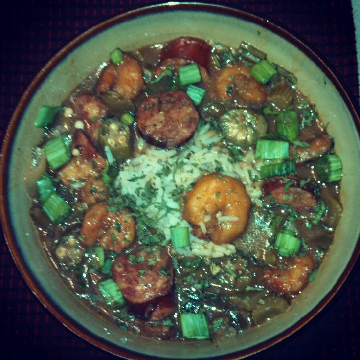 ... andouille sausage and shrimp recipe shrimp andouille and okra gumbo