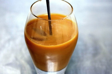Cold-brewed Iced Coffee | The Coffee House | Pinterest