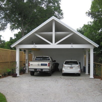 Carport With Storage Outside Pinterest