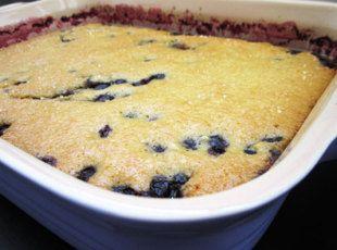 Blueberry cobbler | Goodies | Pinterest