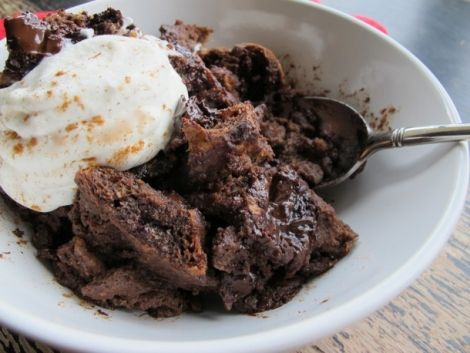 CHOCOLATE BREAD PUDDING RECIPE: Take a look at my recipe for making a ...