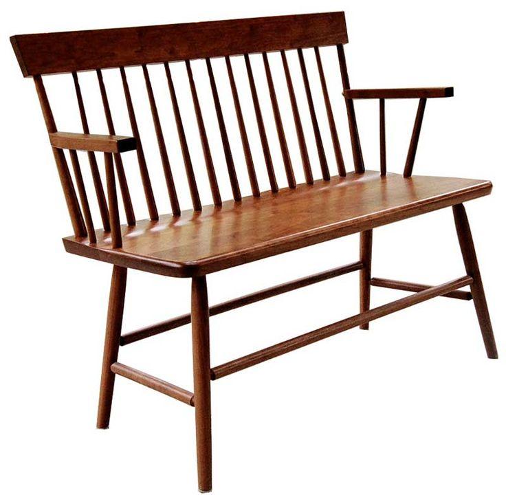 Shaker Meeting House Bench Shaker Furniture Pinterest