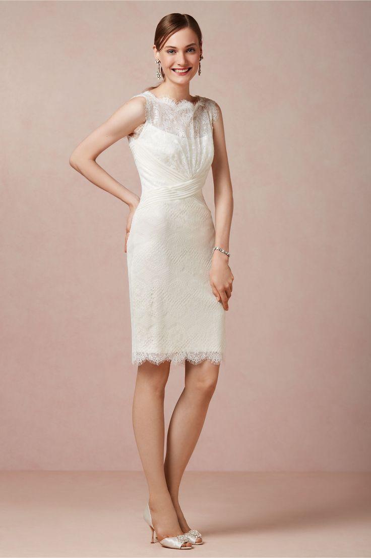 Pin By BridesGroomsParents Plan A Wedding On Short Wedding Dress