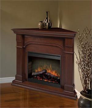 Corner Electric Fireplace Nj House Decor Pinterest