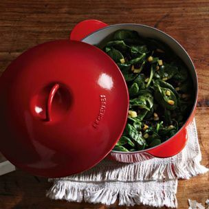 Catalan-style spinach. Spanish-born Chef José Andrés created this ...