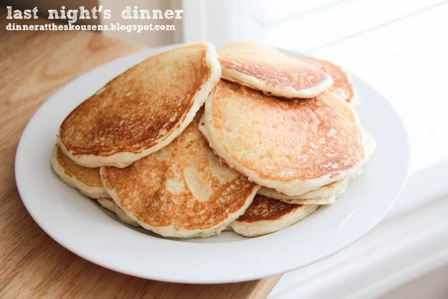 the baker upstairs: perfect pancakes | breakfast. | Pinterest