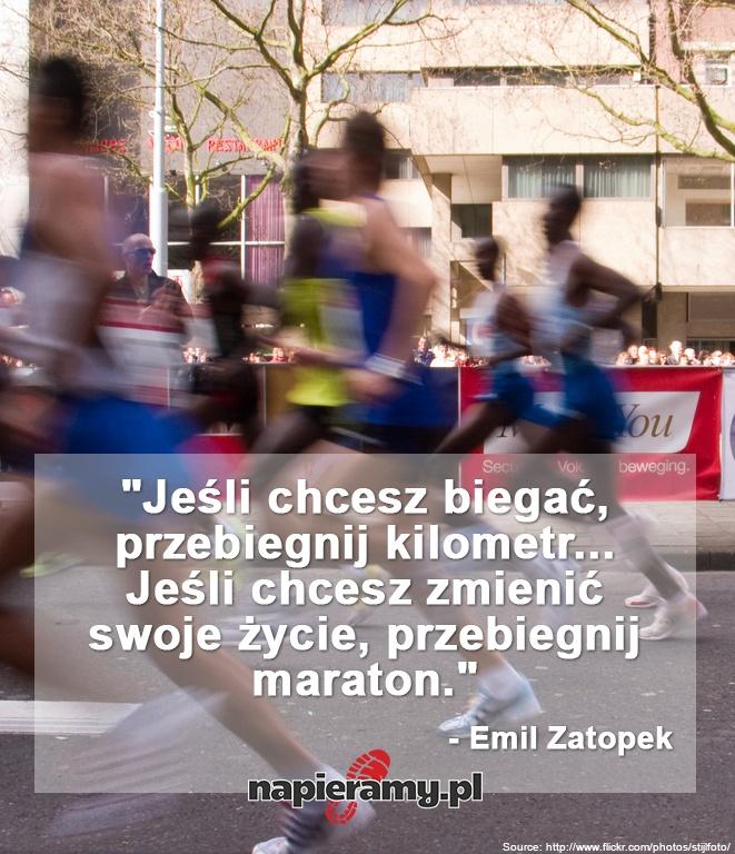 #maraton #bieganie #motywacja #cytat