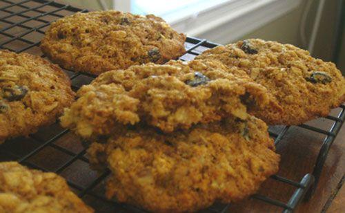 whole wheat oatmeal raisin cookie! | Cookies | Pinterest