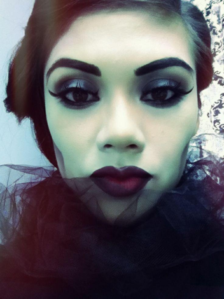 witch eye makeup - Google Search | Fierce Beauty | Pinterest