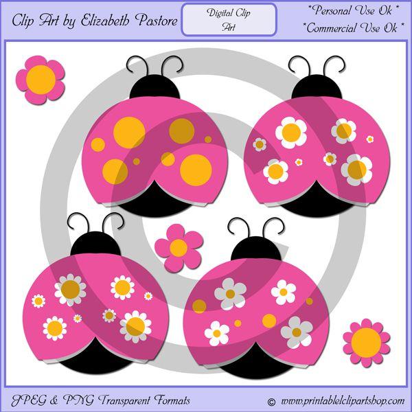 ... & Gold Cute Ladybug Clip Art Please take the ... | Clip Art Ima