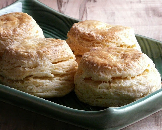 flaky buttermilk biscuits | Recipes | Pinterest