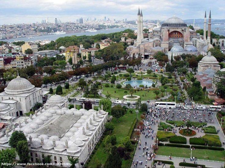Aya Sofya Sultan Ahmet  Istanbul  Pinterest