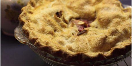 Five-Spice Cran-Apple Pie