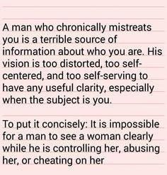 Signs of an abusive man while dating