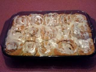 Ooey Gooey Cinnamon Rolls! | Favorite Recipes | Pinterest