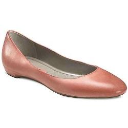 Pink ballet flats - hot or not
