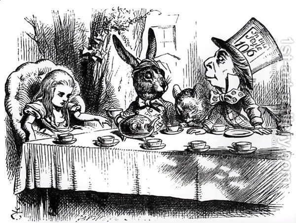 a description of the famous book alice in wonderland Download alice in wonderland  ways it was more enjoyable than the first book in this one, alice goes through the mirror in  some of the more famous.