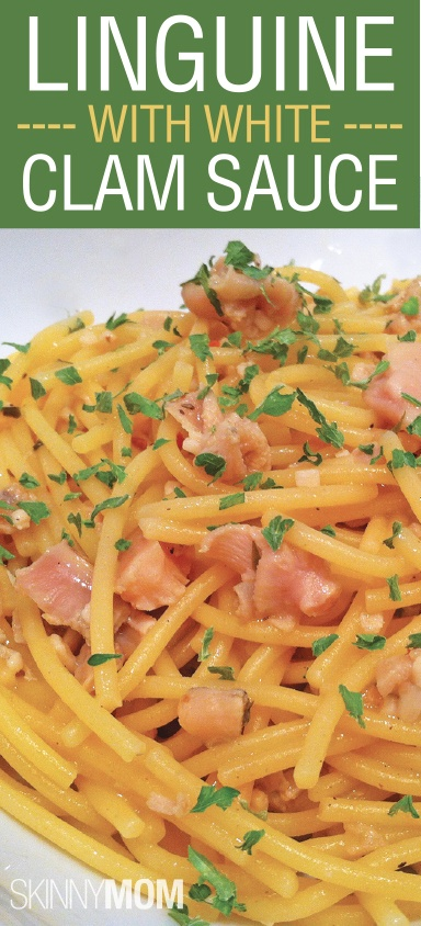 Get The Skinny On This Amazing Linguine With Clam Sauce!