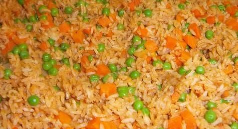 My Mom's mexican red rice | Rice | Pinterest