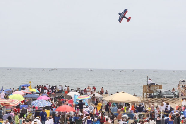 memorial day air show chicago