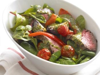 Balsamic Beef Salad | Recipe