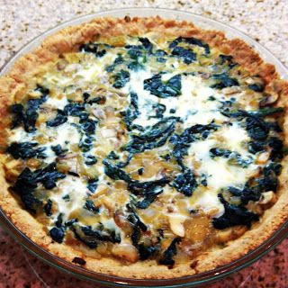 ... Flour: Made w/ Gruyere cheese, bacon, kale, jack cheese, and zucchini