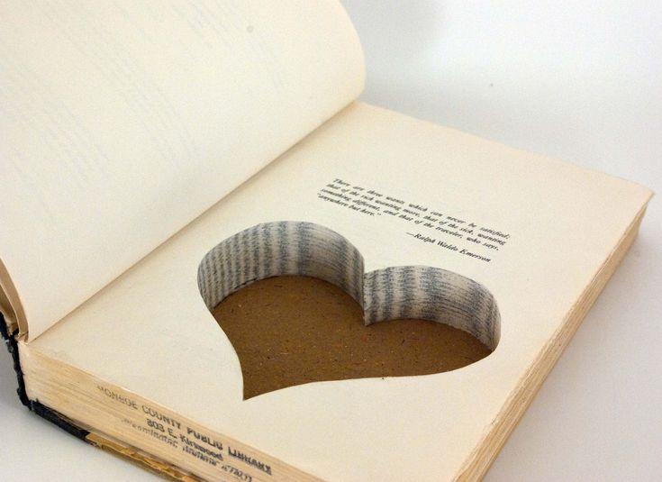 Stash Book jewelry storages idea