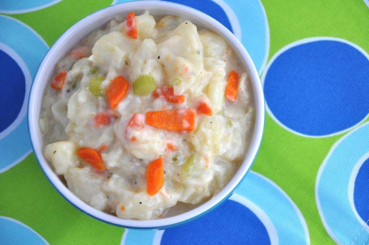 Hot Soup on a Cold Day *Potato Soup