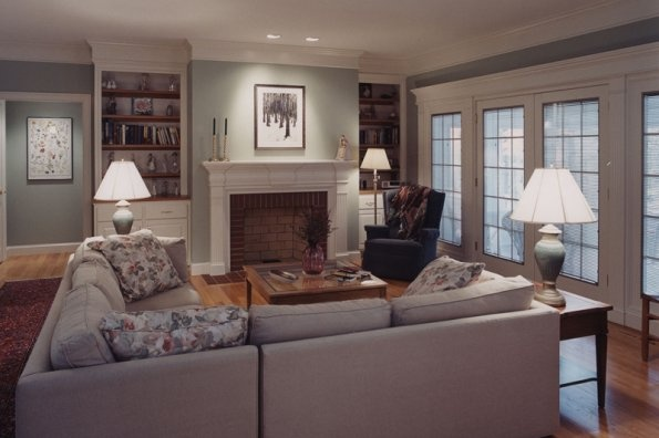 French doors in the living room ideas for the home for Living room designs with french doors