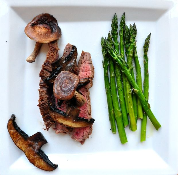 Healthy Recipe: A Nutritionist-Approved Steak Dinner for Father's Day | Healthy Recipes | Washingtonian